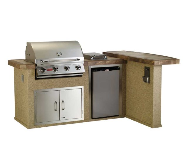 Tahoe Outdoor Kitchen Island