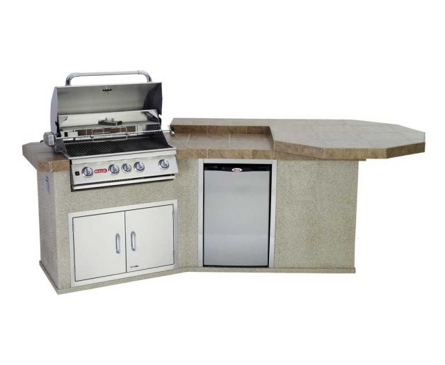 Western Q Kitchen Island