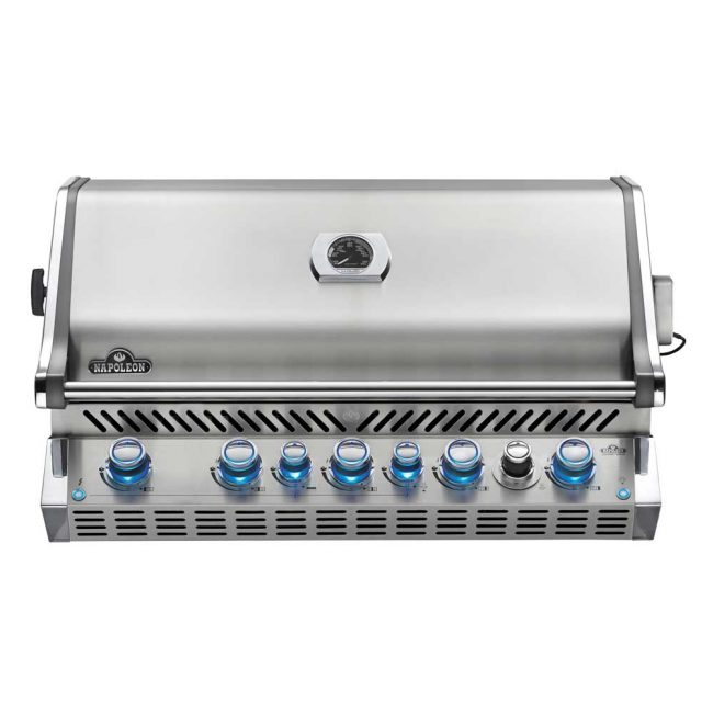 BIPRO665-Napoleon-Grill-Head-with-Lights-On