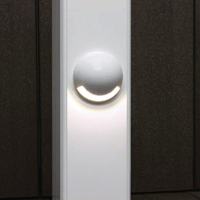 Optional Accessories - LED Light Post Sconce