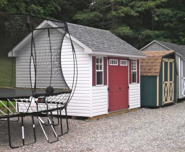 Backyard Sheds for Sale in Monroe, CT