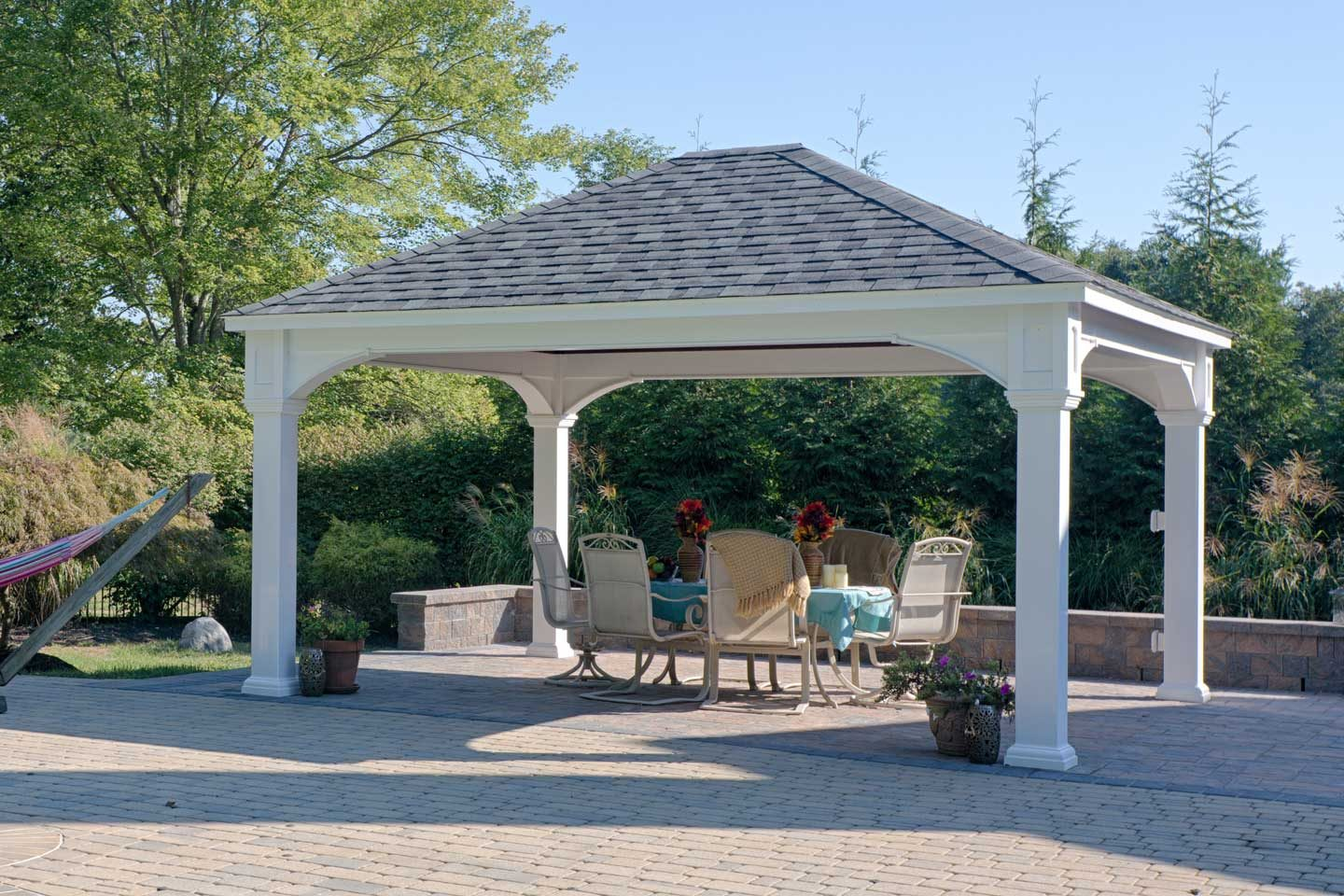 Traditional Wood Pavilions Outdoor Structures Ny Amp Ct