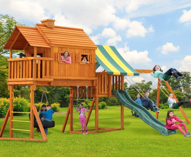 Fantasy Tree House Cabin #2