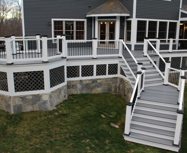 New-Refinished-Composite-Deck-with-Gazebo-and-Railings
