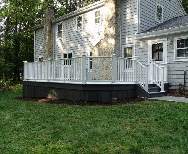 composite deck builders