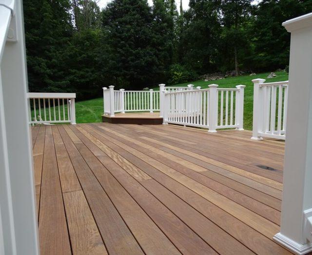 deck finishing contractors in ridgefield ct