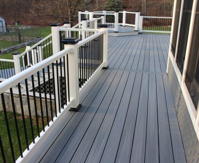 vinyl composite deck builders in mahopac ny
