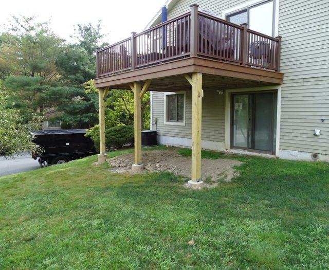 composite deck builders in somers ny