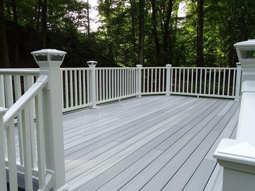 backyard deck installation in stamford ct