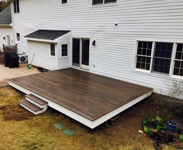 somers ny composite deck builders