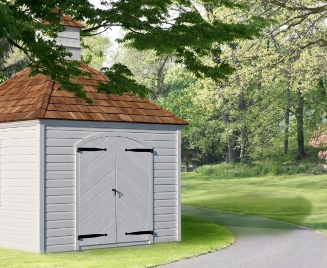 Backyard Sheds Are For More Than Just Storage