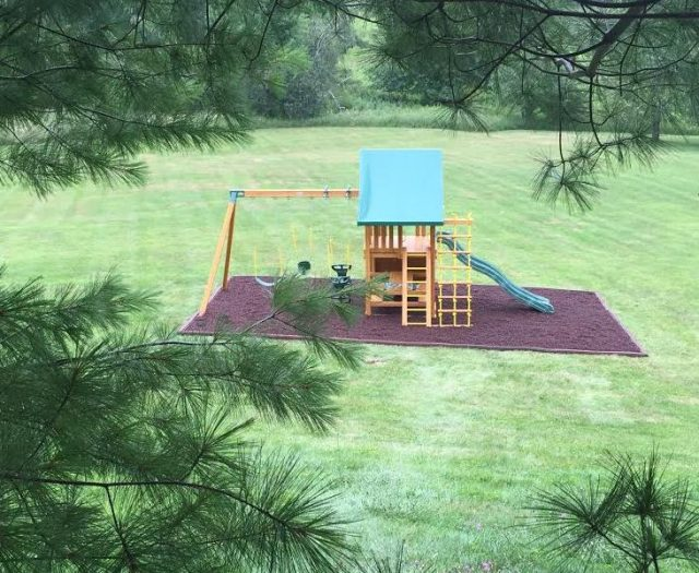 Dream Outdoor Playset with Picnic Table