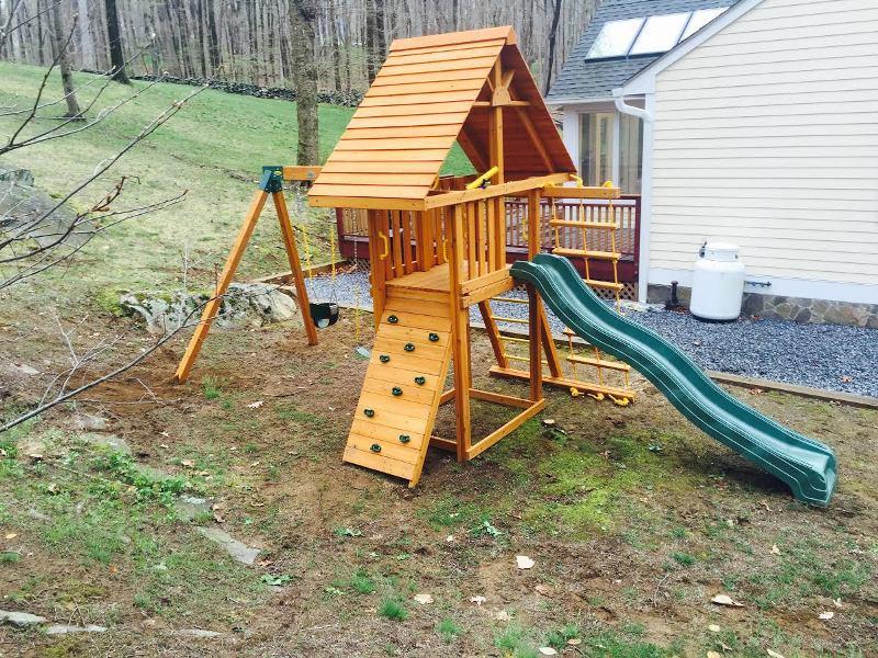 Dreamscape Swing Set | Backyard Playset | NY & CT