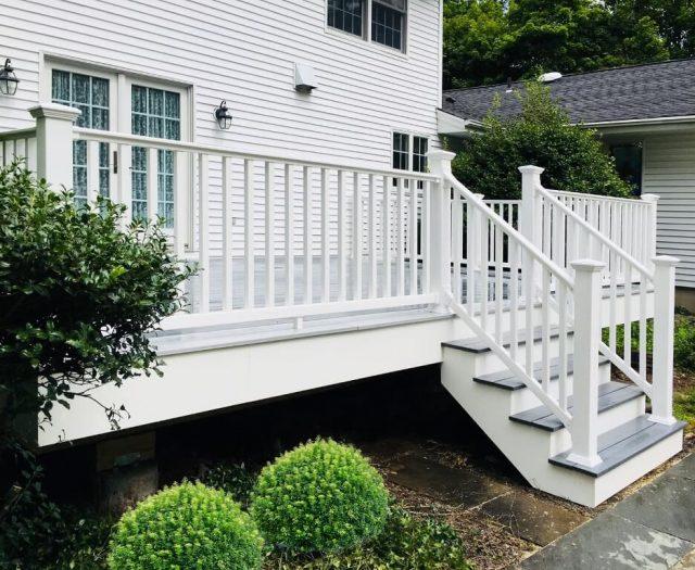 luxury composite deck