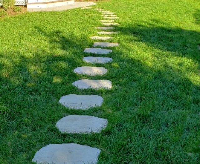 stone pathway in shelton ct