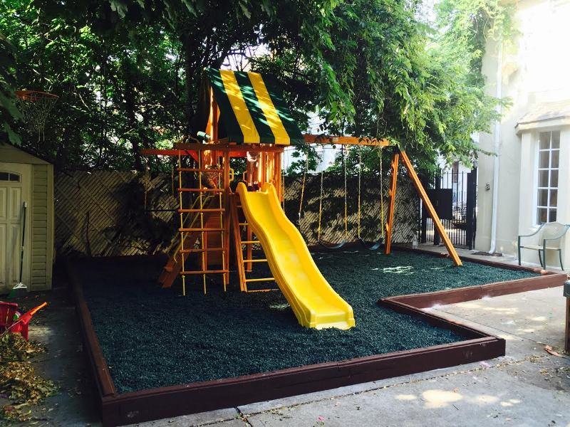 Dreamscape Swing Set Backyard Playset Ny Ct