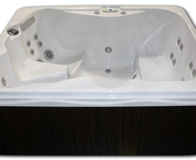 Garden Spas Iris Hot Tub Top View