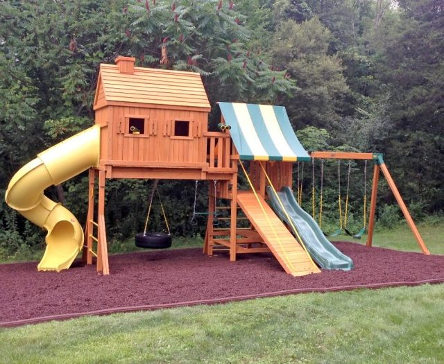 rubber mulch delivery in ct