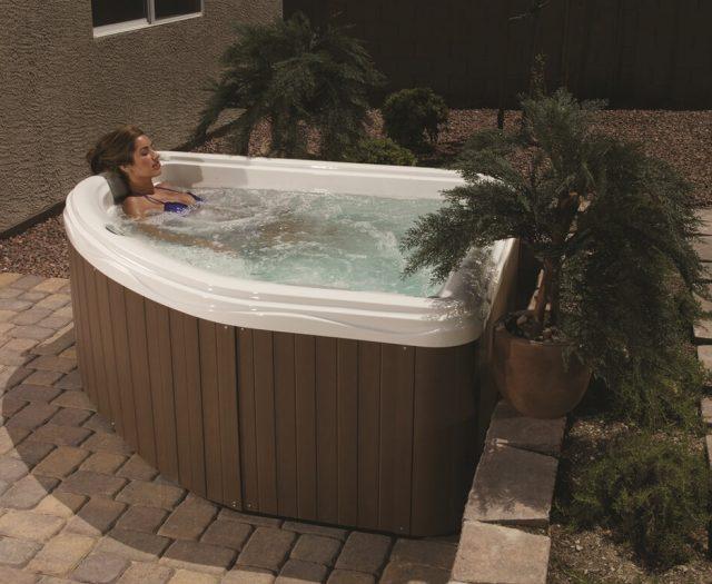 Camellia Hot Tub