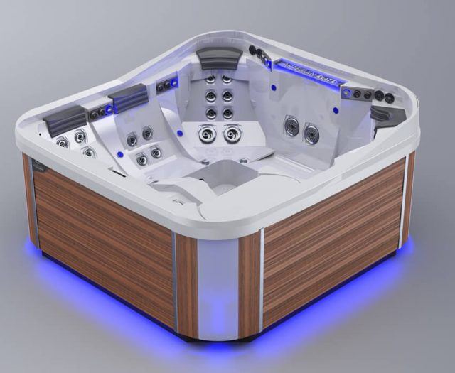 Eagle Crest Hot Tub