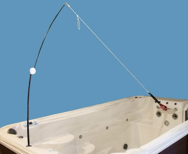 TidalFit Pool with Pole Fit Accessory
