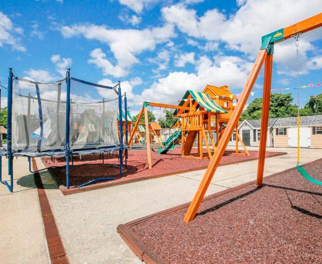 Outdoor Display Best in Backyards Mahopac