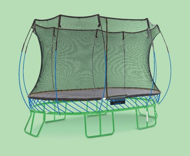 Springfree Trampoline The Naturalist