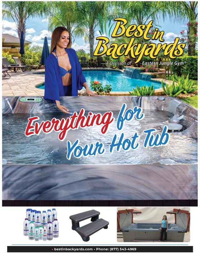 Hot Tub and Spas Accessory Catalog