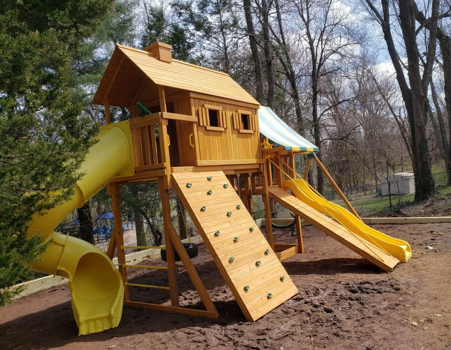 Fantasy Kids Tree House Cabin For Sale Shop Yours Now