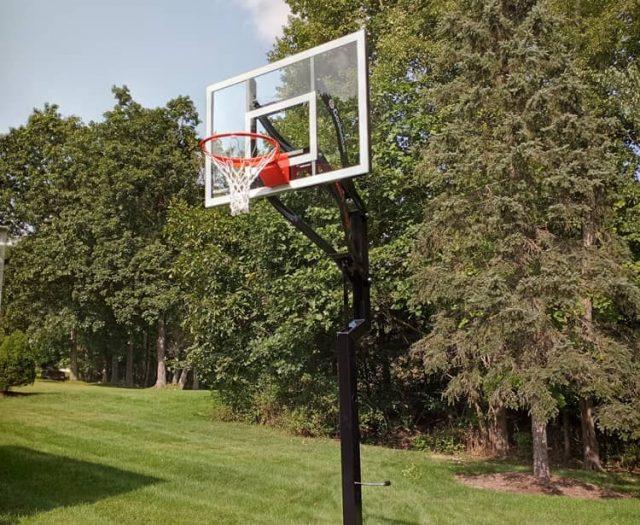 Contender Goalsetter Basketball Hoop