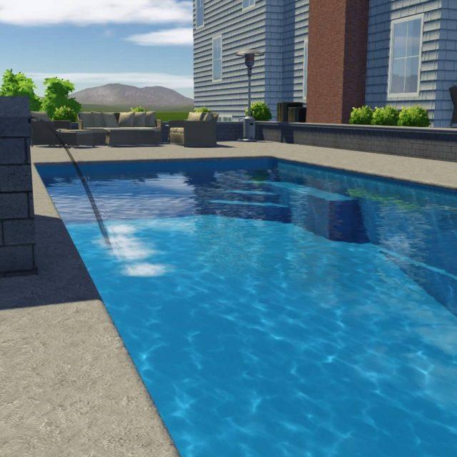pool rendering designers in ct