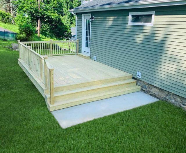 best wooden deck builders in ct