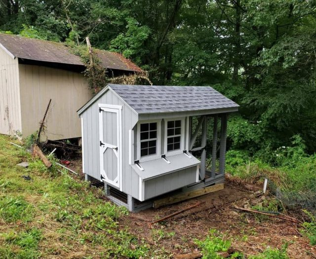 quaker chicken coop for sale