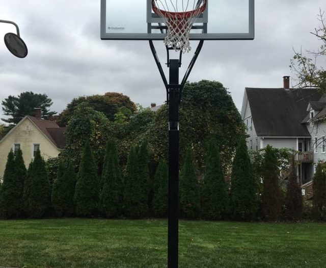 All American Goalsetter Basketball Hoop