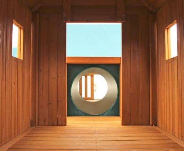 Imagination Swing Set Clubhouse Crawl Tube