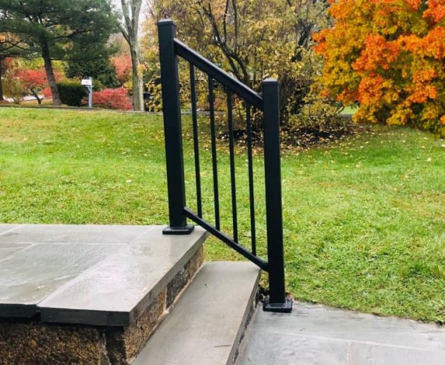 New Added Aluminium Deck Railing
