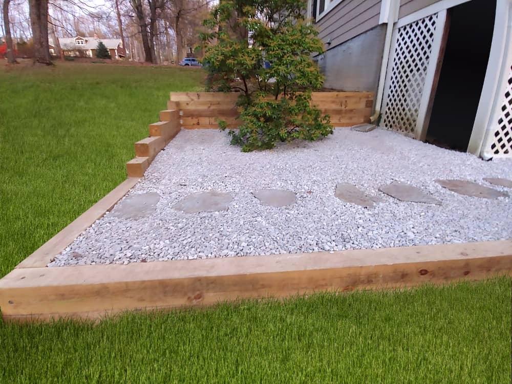 Stone Patio Installation & Walkways | Hardscaping Contractors