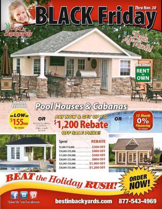 Nov 2020 Pool Houses and Cabanas