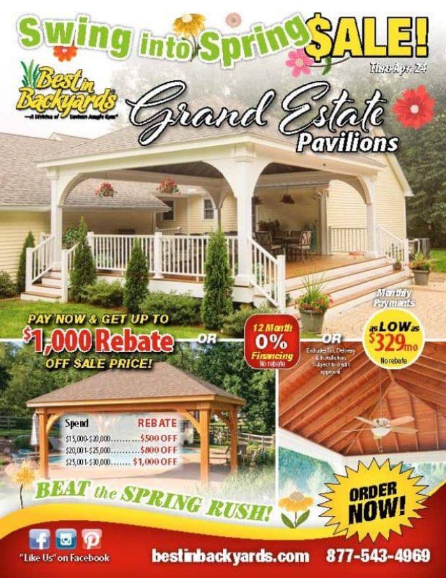 Grand Estate Pavilions April Cover