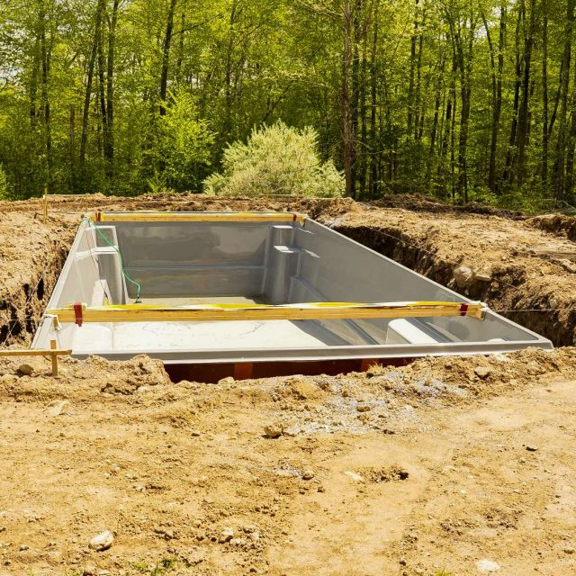 inground pool installers in ct and ny