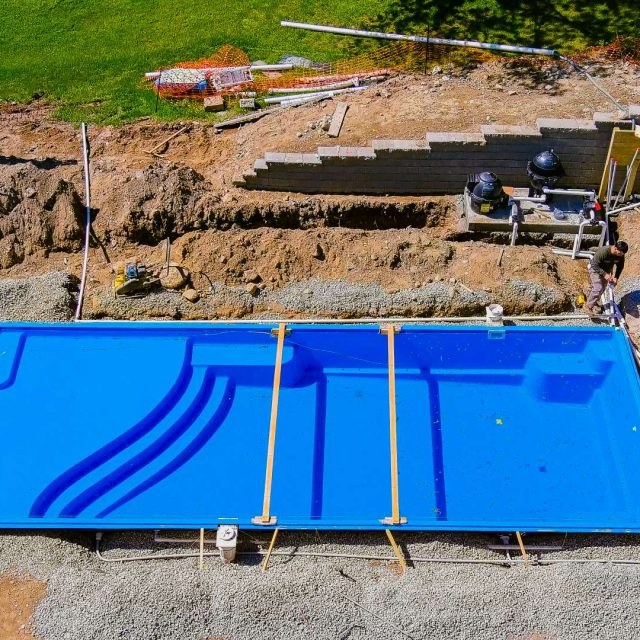 professional pool installation experts