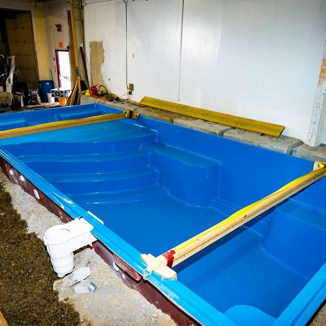inground pool design options