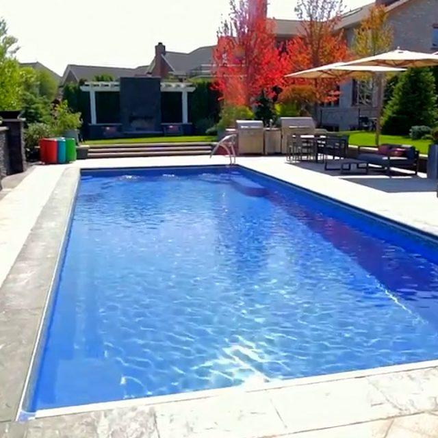 Lil Bob fiberglass inground pool installation near me