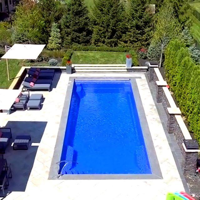 monolith fiberglass inground pool installation near me