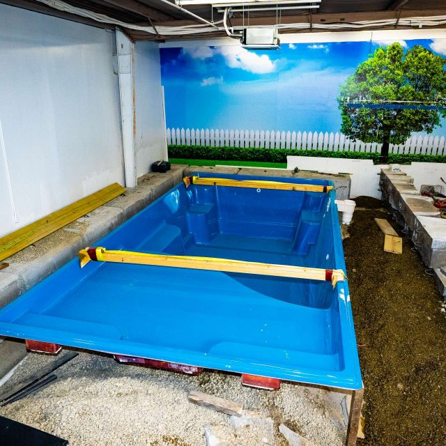 fiberglass inground pool experts