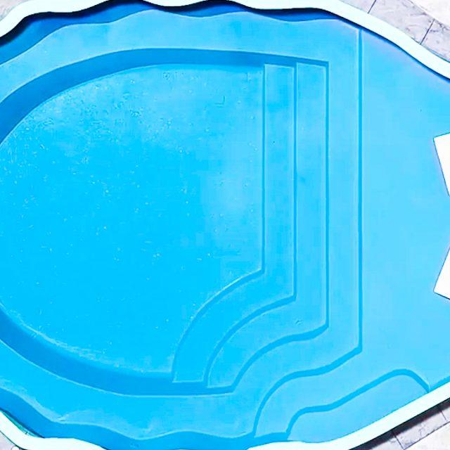 pearl fiberglass inground pool