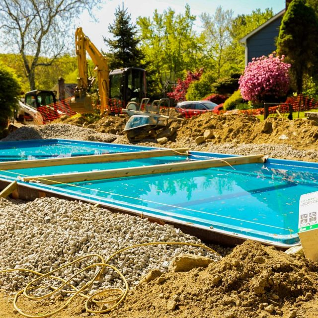 fiberglass inground pool designs