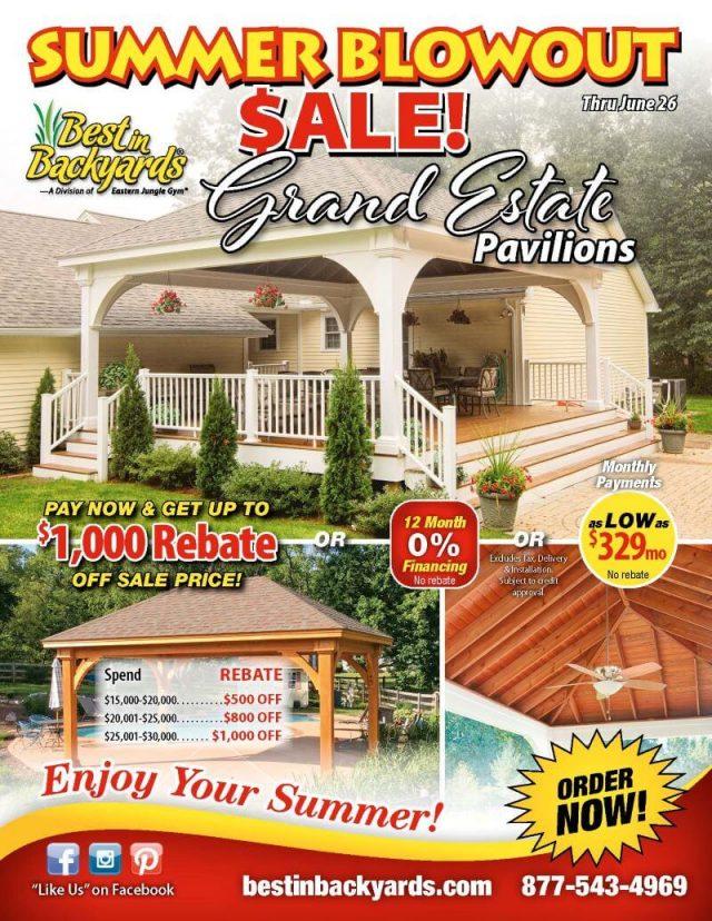 06-26-2021 Grand Estate Style Pavilions NEW