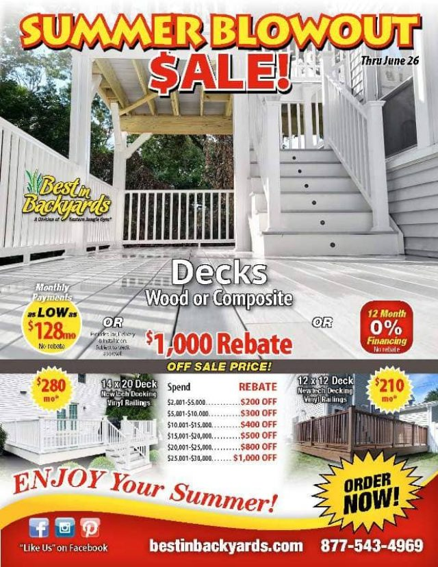 Decks June Cover