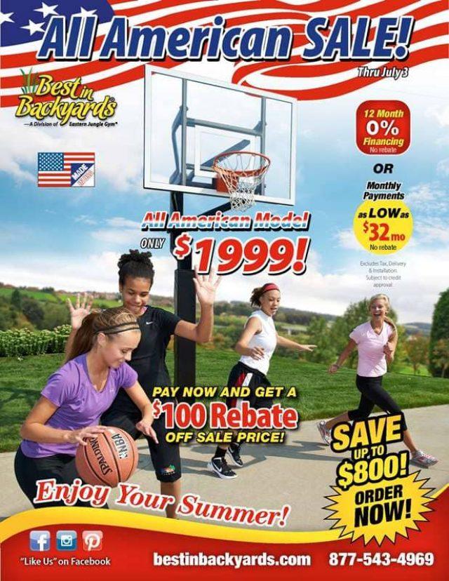 Goalsetter Basketball Systems Cover